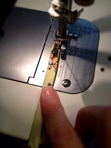 3-2.ベルトを縫う