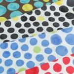 Geometory of the Nordic www.kokka-fabric.com