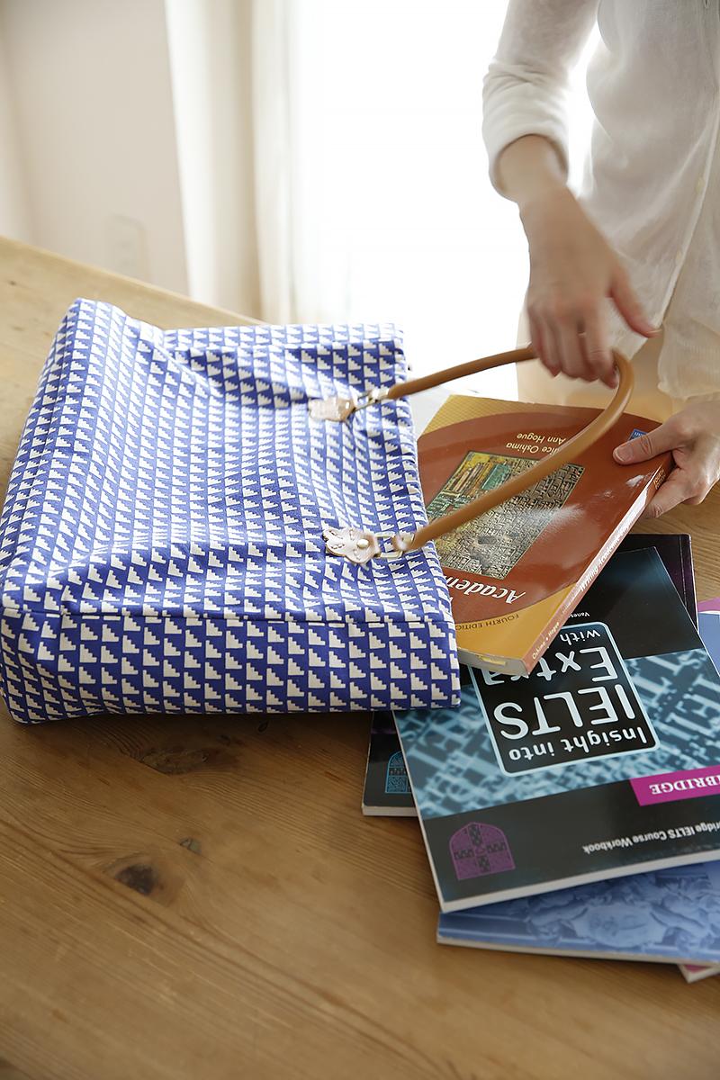 kokka-fabric.com Ellen Baker Frame work