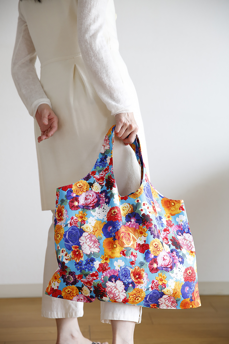 kokka-fabric.com real flower P29300_300
