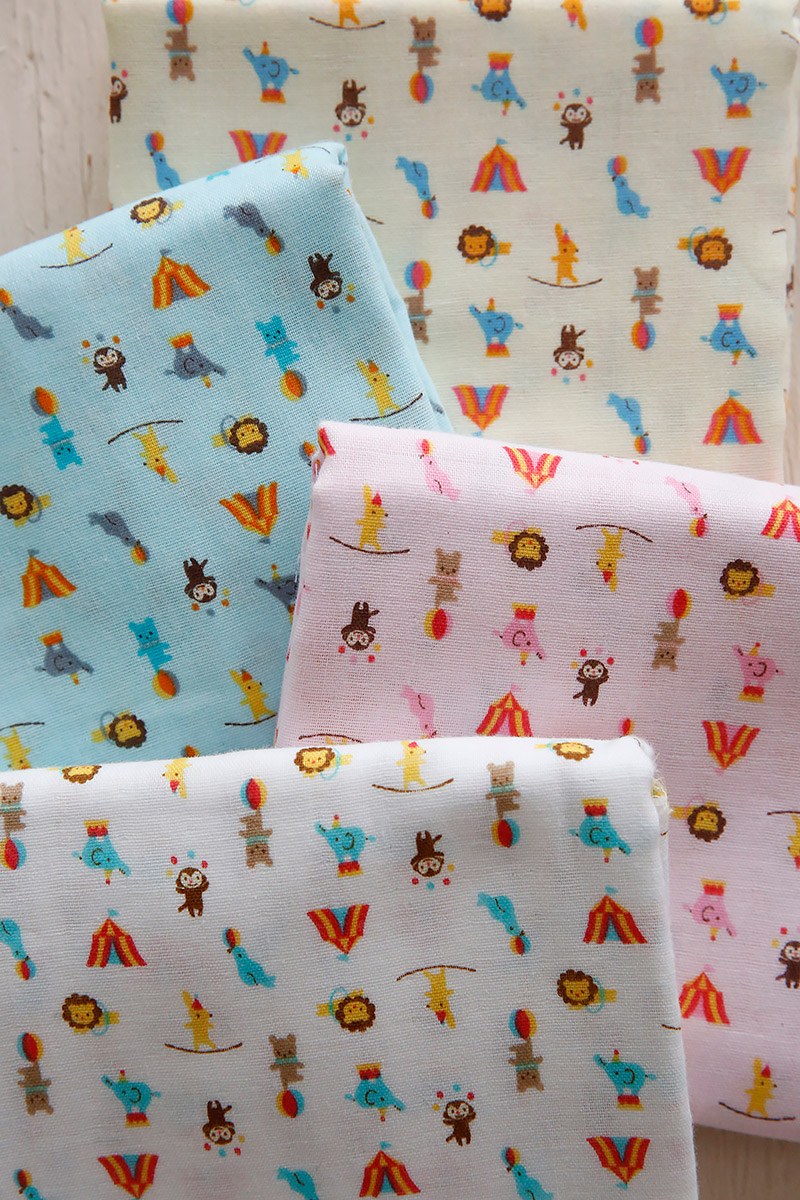Baby Gifts Double Gauze Kokka Fabric Com Have Fun