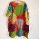 echino's square style dress